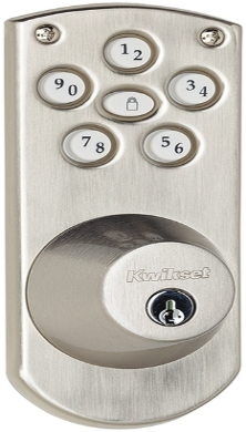 Kwikset Keyless Digital Electronic Keypad Pushbutton